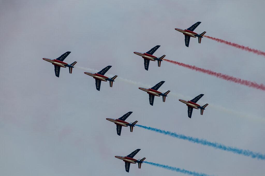 Patrouille de France 09/18