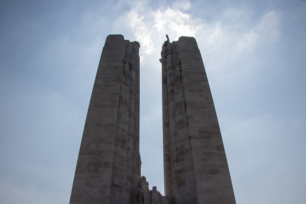 Mémorial de Vimy 05/18