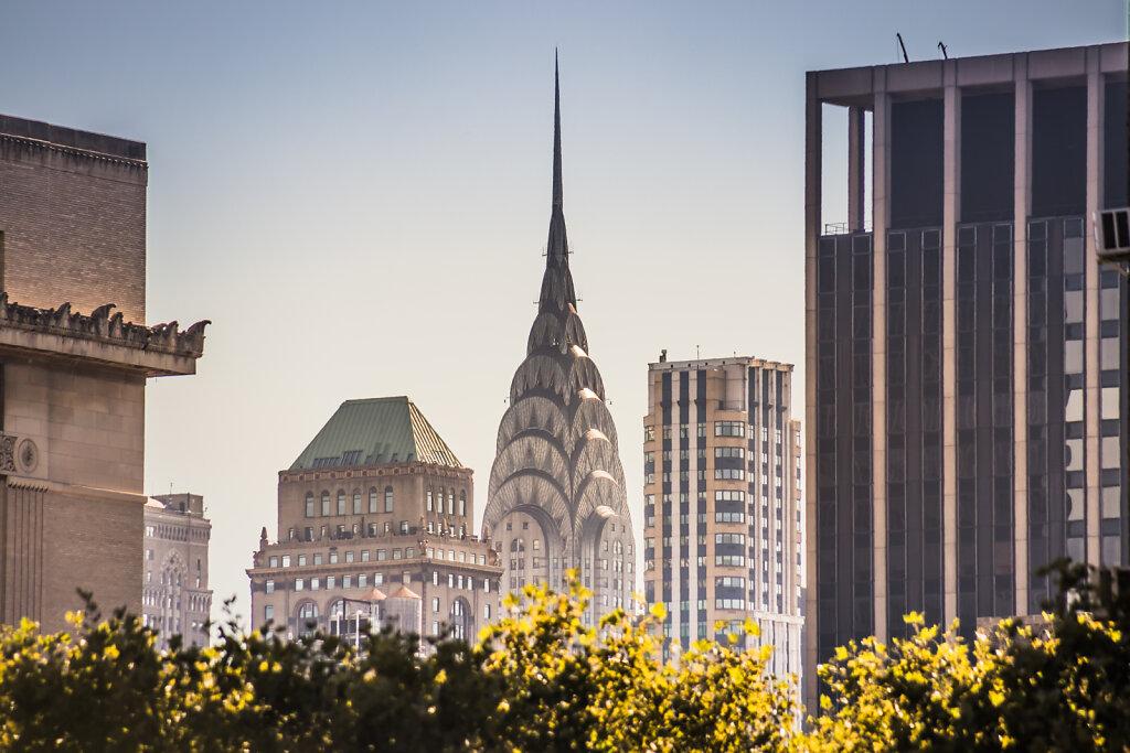 NYC Chrysler Building 09/19