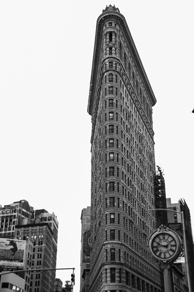 NYC Flatiron Building 09/19