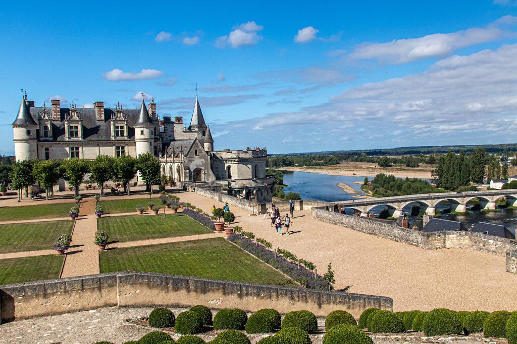 Chateau d'Amboise 08/20