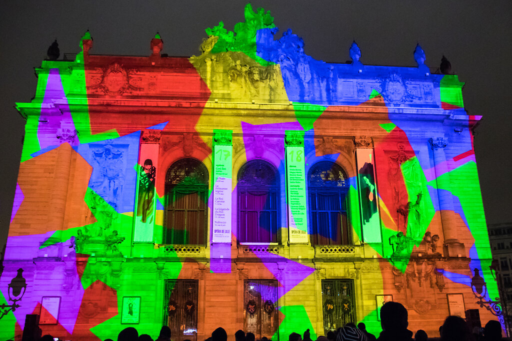 Mapping Video Lille 03/18