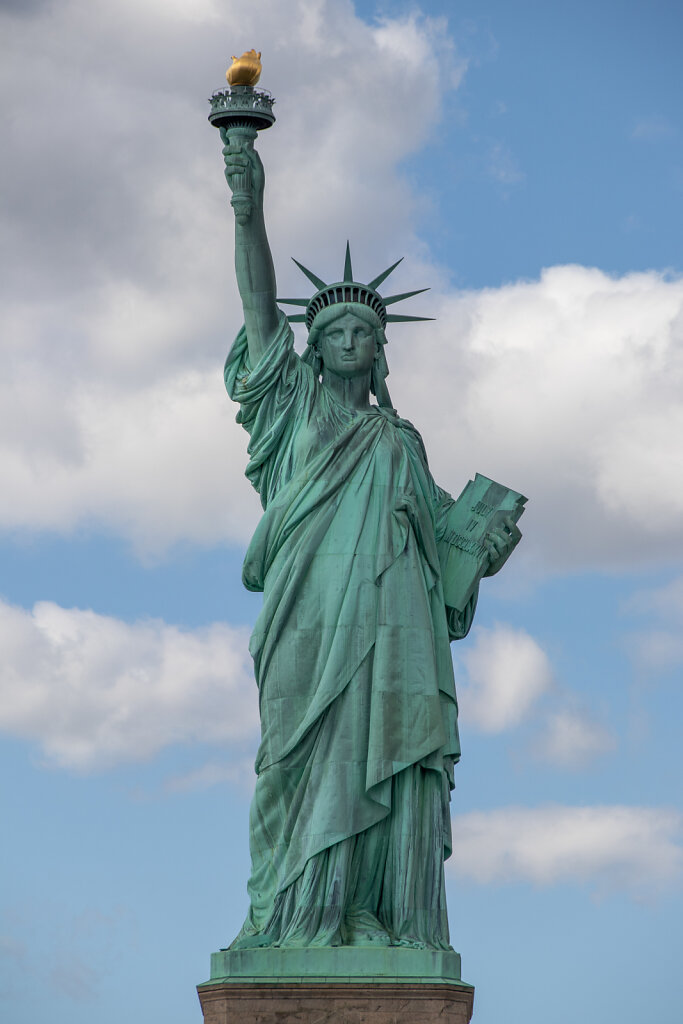 NYC Statue of Liberty 09/19