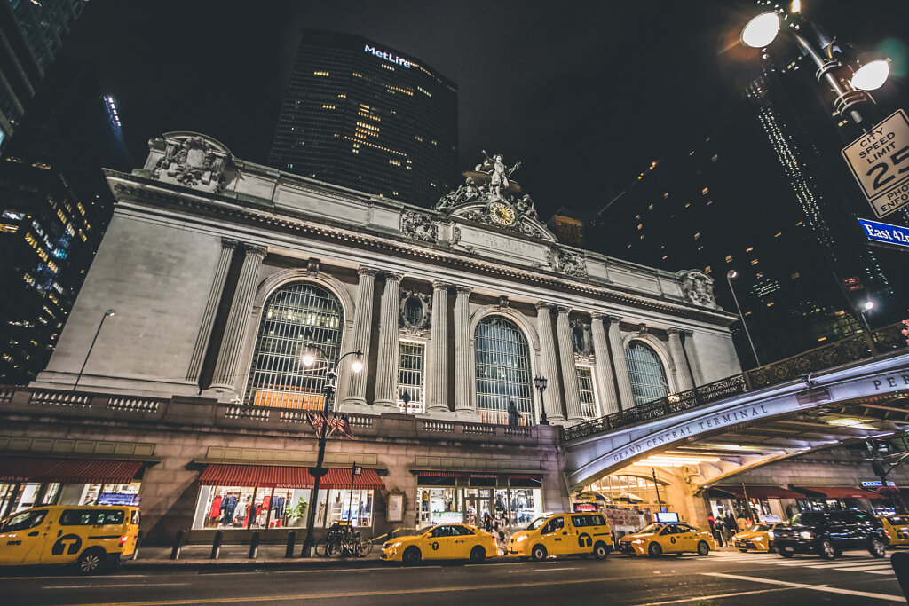 NYC Grand Central 09/19