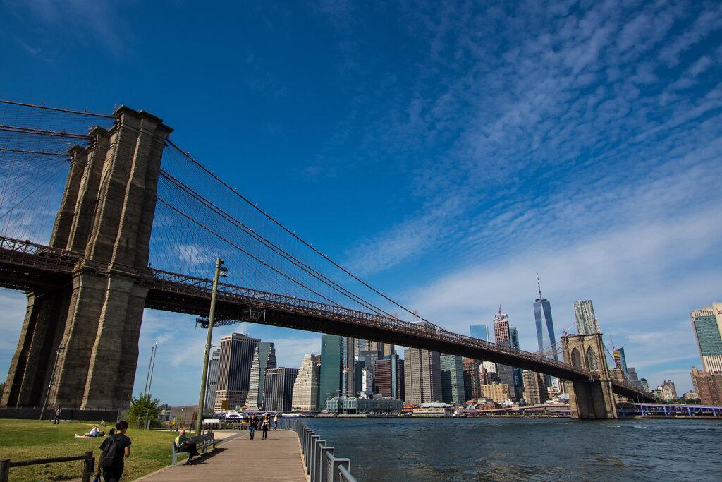 NYC Brooklyn Bridge 09/19