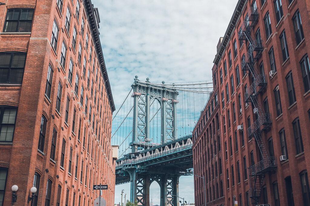 NYC Manhattan Bridge 09/19