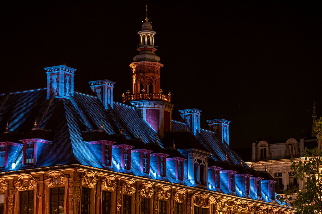 Lille by night 08/20